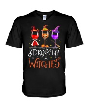 DRINK UP WITCHES V-Neck T-Shirt thumbnail