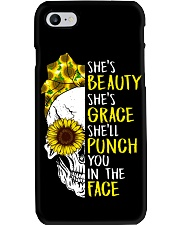 BEAUTY AND GRACE T-SHIRT Phone Case thumbnail