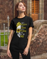 BEAUTY AND GRACE T-SHIRT Classic T-Shirt apparel-classic-tshirt-lifestyle-06