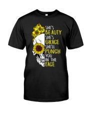 BEAUTY AND GRACE T-SHIRT Classic T-Shirt front
