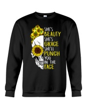 BEAUTY AND GRACE T-SHIRT Crewneck Sweatshirt thumbnail
