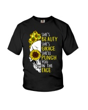 BEAUTY AND GRACE T-SHIRT Youth T-Shirt thumbnail