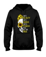 BEAUTY AND GRACE T-SHIRT Hooded Sweatshirt thumbnail