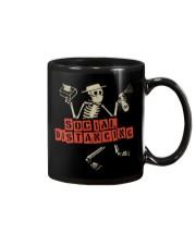 SOCIAL T-SHIRT  Mug thumbnail