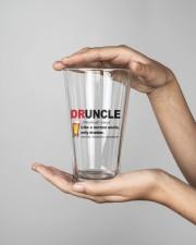 DRUNCLE 16oz Pint Glass aos-16oz-pint-glass-lifestyle-front-03