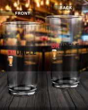 DRUNCLE 16oz Pint Glass aos-16oz-pint-glass-lifestyle-front-14