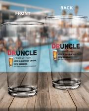 DRUNCLE 16oz Pint Glass aos-16oz-pint-glass-lifestyle-front-15