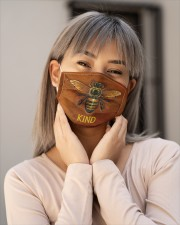 Hippie Life 2 Cloth Face Mask - 3 Pack aos-face-mask-lifestyle-17