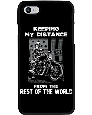 Keeping Distance  Phone Case thumbnail