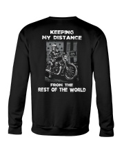 Keeping Distance  Crewneck Sweatshirt thumbnail