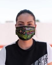 Say It Loud I'm Black I'm Proud Cloth Face Mask - 3 Pack aos-face-mask-lifestyle-03