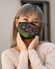 Say It Loud I'm Black I'm Proud Cloth Face Mask - 3 Pack aos-face-mask-lifestyle-17