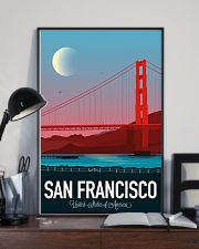SAN FRANCISCO 11x17 Poster lifestyle-poster-2
