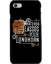 WHATEVER LASSOS Phone Case thumbnail