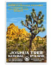 JOSHUA TREE  11x17 Poster front