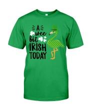 IRISH TODAY Classic T-Shirt front