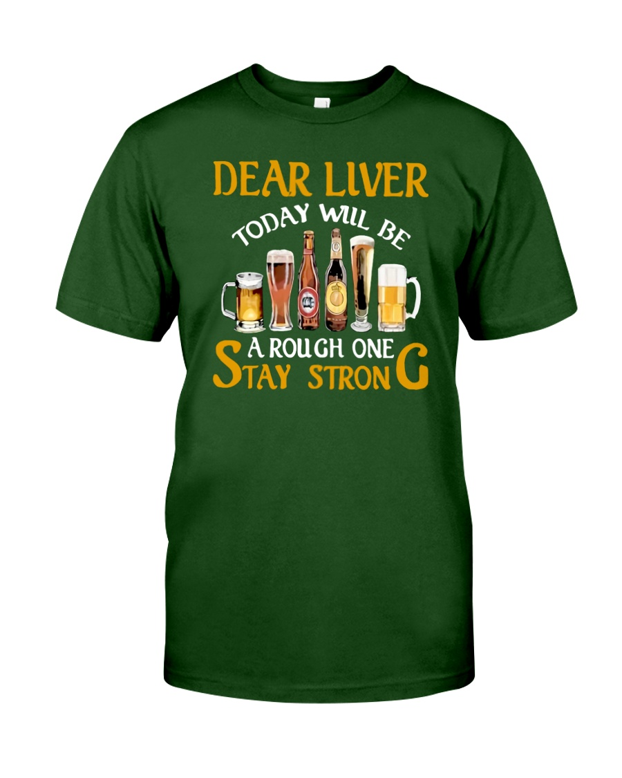 DEAR LIVER EDITION Classic T-Shirt