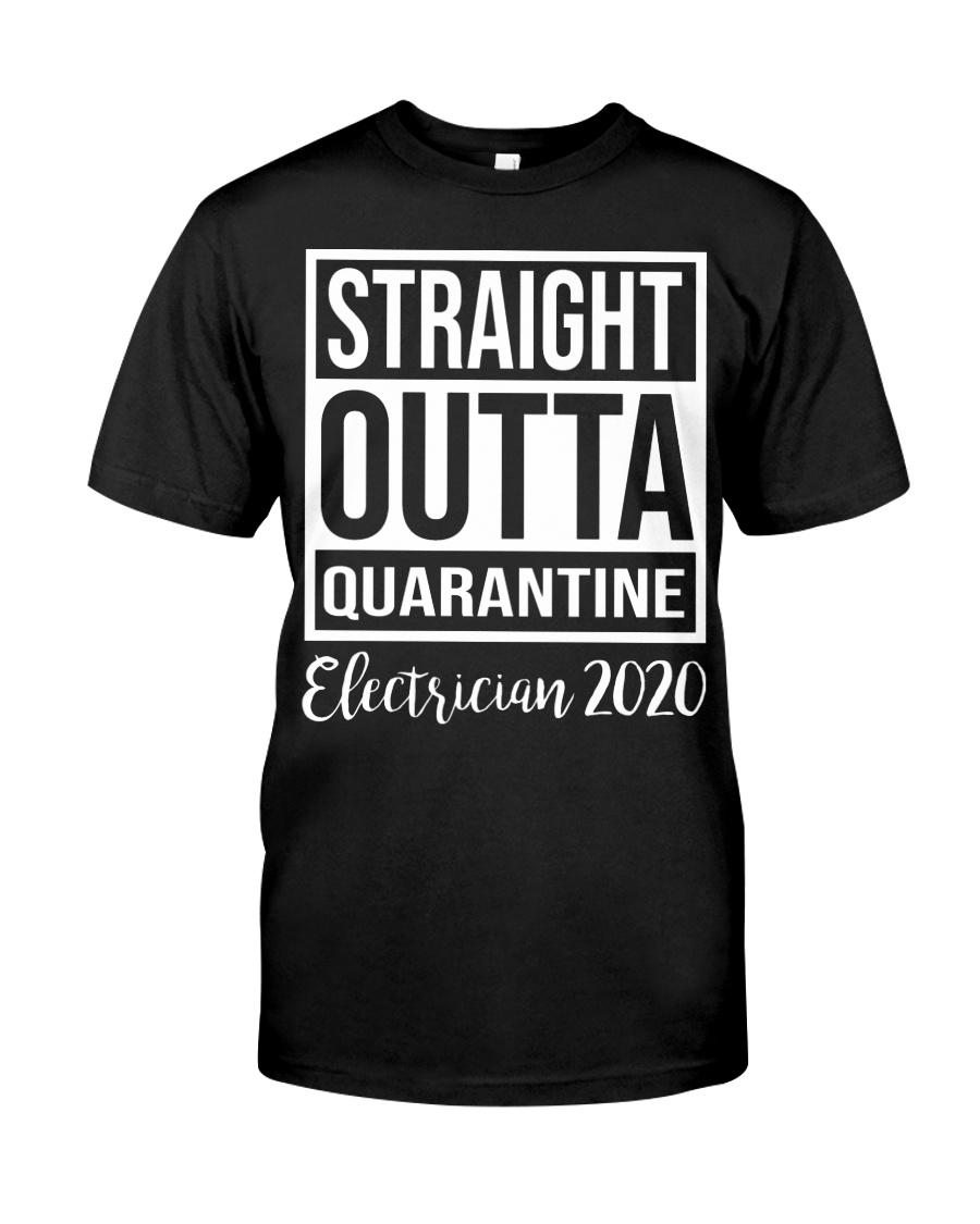 ELECTRICIAN 2020 T-SHIRT Classic T-Shirt
