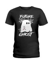 FUTURE GHOST Ladies T-Shirt thumbnail