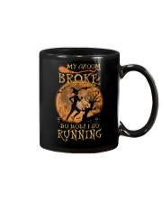 BROKE RUNNING Mug thumbnail