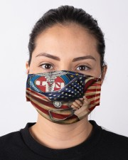 US FLAGS LVN 5 Cloth Face Mask - 3 Pack aos-face-mask-lifestyle-01