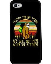 SLOTH HIKING TEAM Phone Case thumbnail