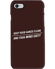 DIRTY MIND T-SHIRT Phone Case thumbnail