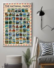 Limited Edition - 62 NPS - ver 2 16x24 Poster lifestyle-poster-1