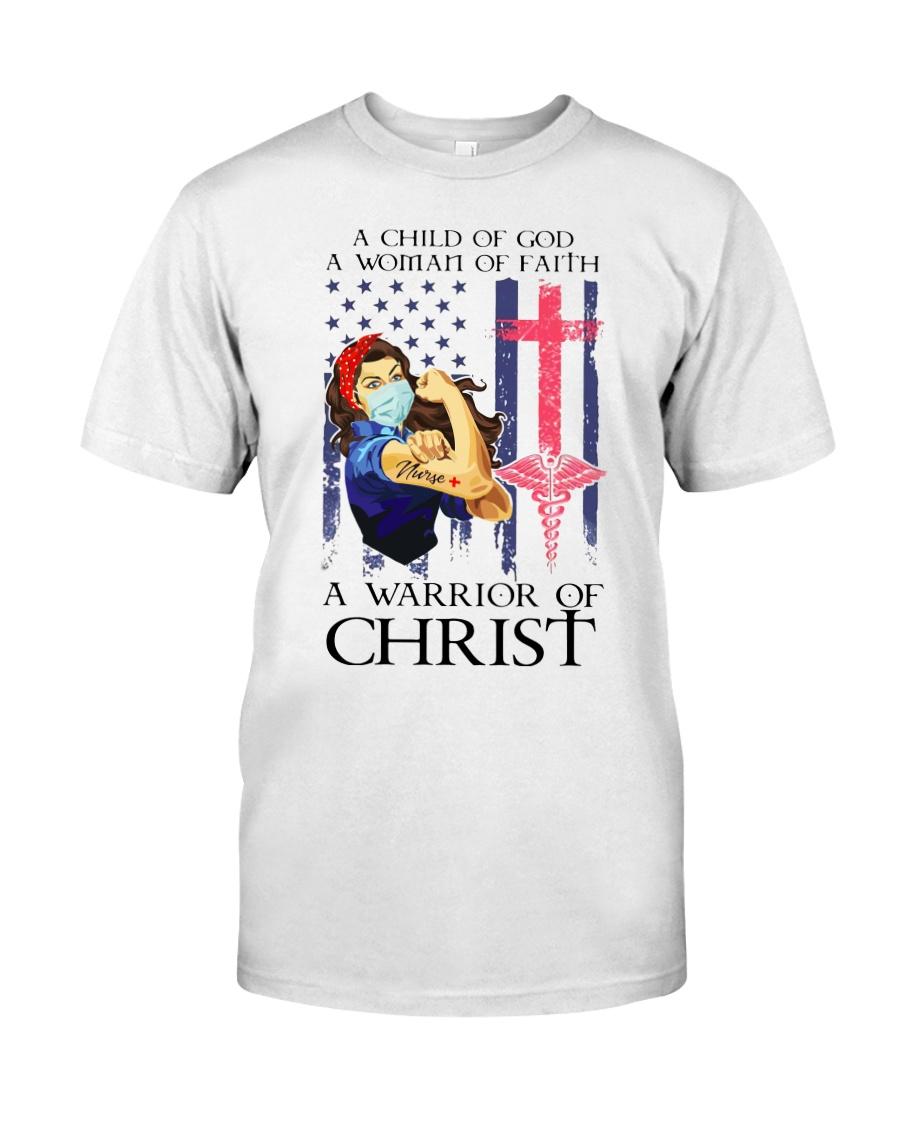 WOMAN OF FAITH Classic T-Shirt