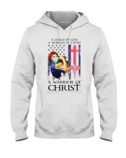 WOMAN OF FAITH Hooded Sweatshirt thumbnail