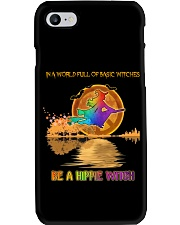 BE A HIPPIE WITCH Phone Case thumbnail