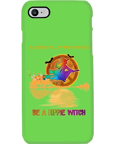BE A HIPPIE WITCH