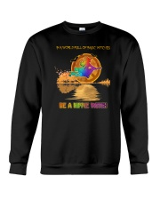 BE A HIPPIE WITCH Crewneck Sweatshirt thumbnail