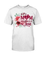 NURSE MOM Classic T-Shirt thumbnail