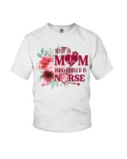 NURSE MOM Youth T-Shirt thumbnail