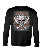 LIVE FAST Crewneck Sweatshirt tile
