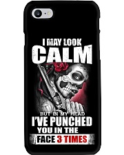 I MAY LOOK CALM Phone Case thumbnail