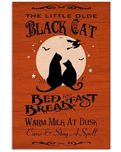 THE LITTLE OLD BLACK CAT BED AND BREAKFAST