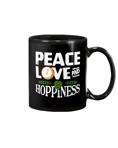PEACE LOVE AND HOPPINESS