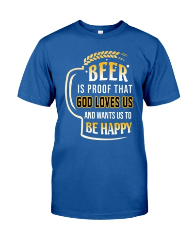 BEER BE HAPPY