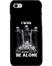 BE ALONE 2 T-SHIRT  Phone Case tile