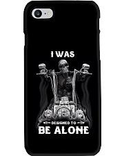 BE ALONE 2 T-SHIRT  Phone Case thumbnail