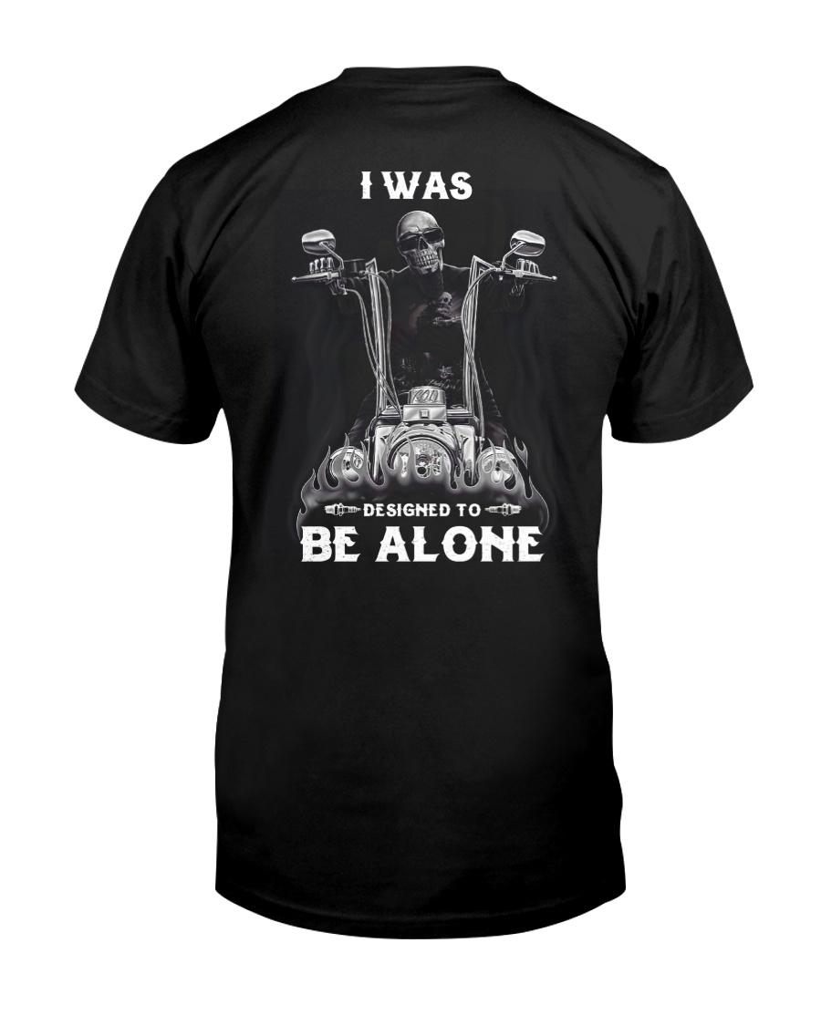 BE ALONE 2 T-SHIRT  Classic T-Shirt