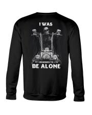 BE ALONE 2 T-SHIRT  Crewneck Sweatshirt thumbnail