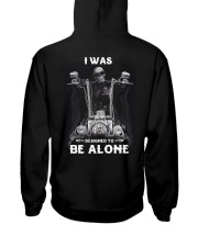 BE ALONE 2 T-SHIRT  Hooded Sweatshirt tile