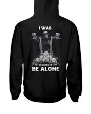 BE ALONE 2 T-SHIRT  Hooded Sweatshirt thumbnail