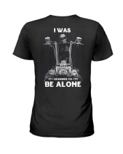BE ALONE 2 T-SHIRT  Ladies T-Shirt tile