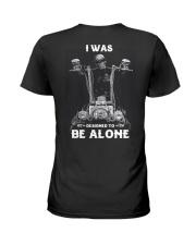 BE ALONE 2 T-SHIRT  Ladies T-Shirt thumbnail