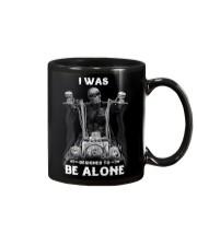 BE ALONE 2 T-SHIRT  Mug thumbnail