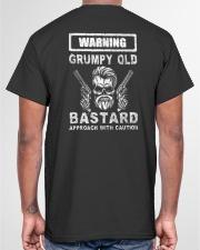 GRUMPY OLD MAN Classic T-Shirt garment-tshirt-unisex-back-04